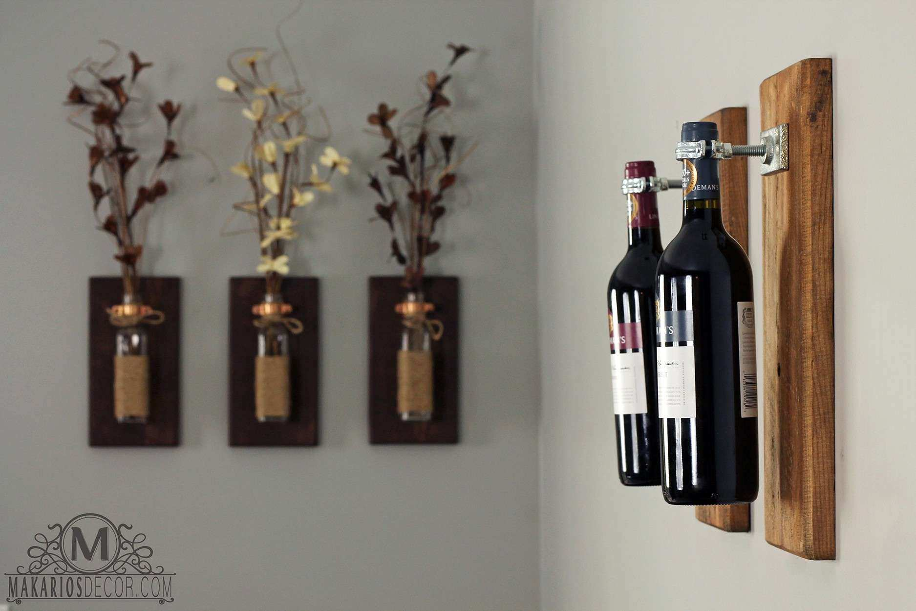 Stunning Wall Art Wine Rack Inspirations – Dievoon