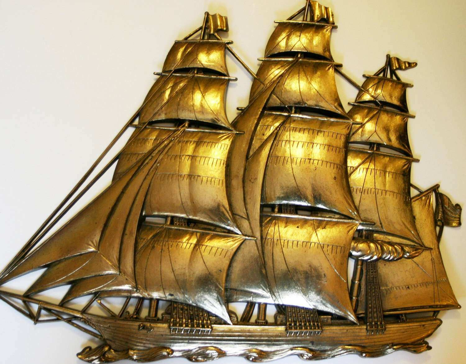Outstanding Ship Wall Decor Ornament - Art & Wall Decor - hecatalog.info