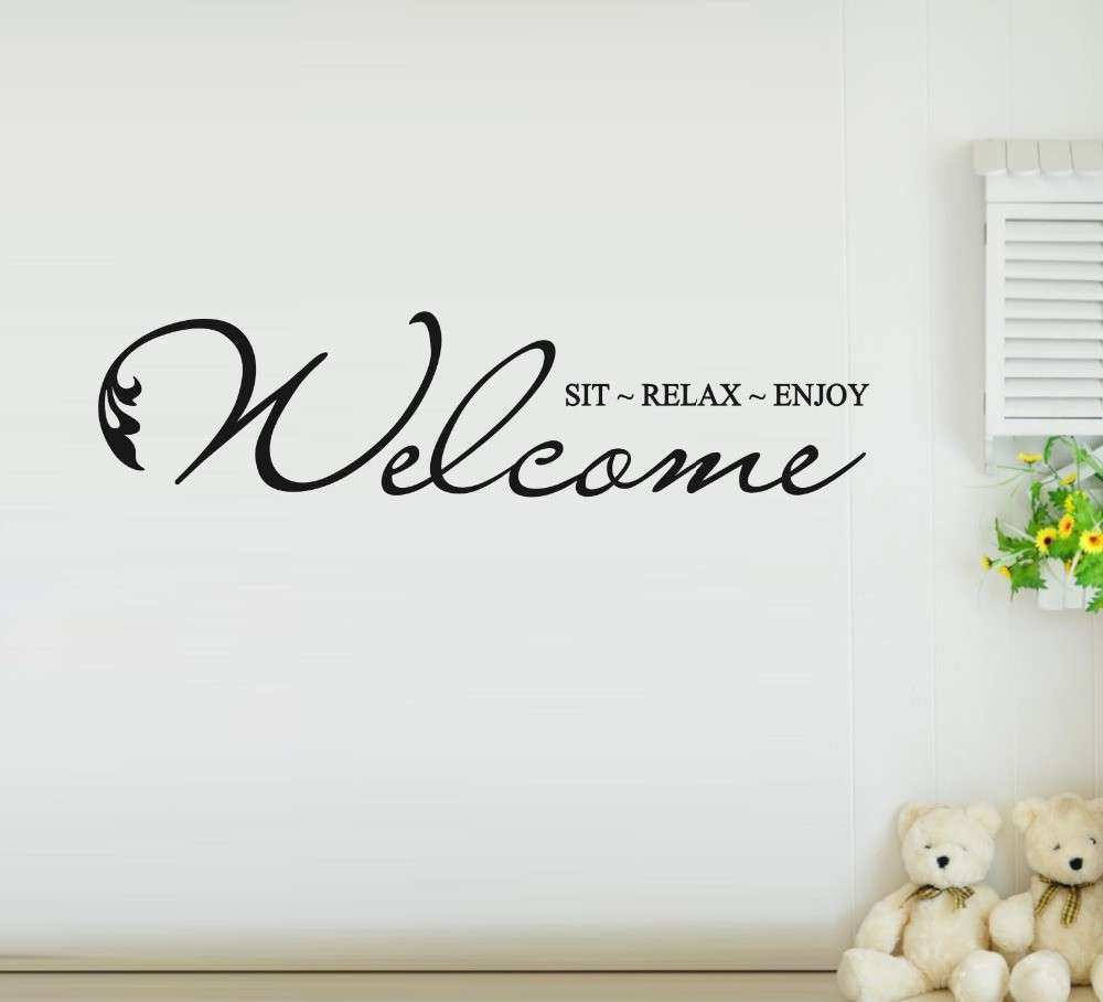 Aliexpress Buy wall sticker quotes Free Shipping
