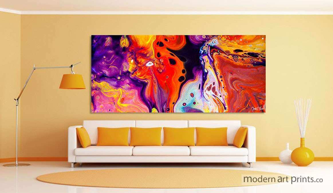 Wall Art Decor for Living Room Beautiful Modern Living Room Wall Art ...