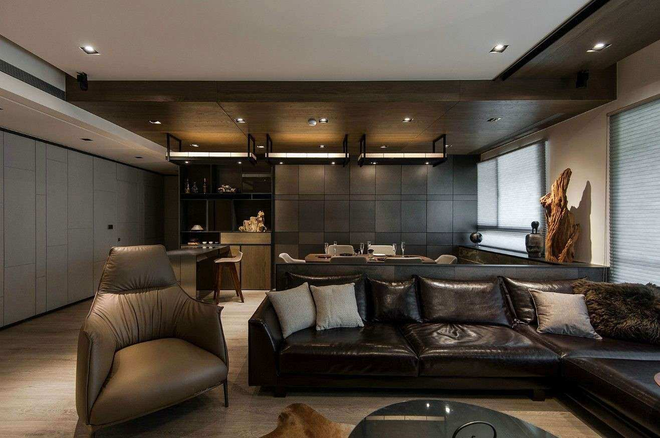 METAL ELEMENTS OF FURNITURE AND DECOR FOR A FASHIONABLE