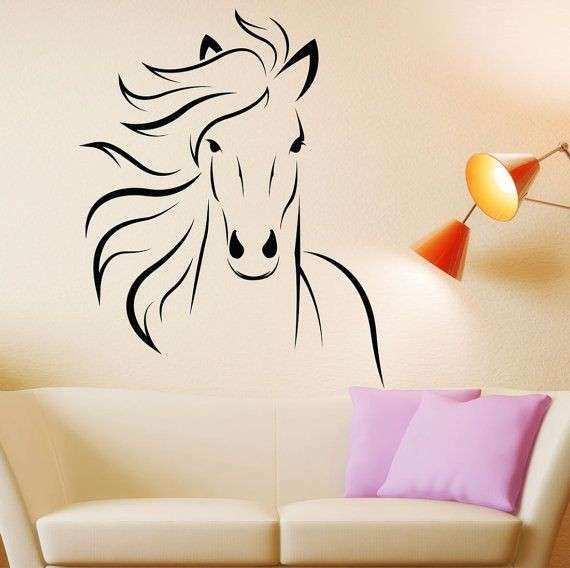 Wall Art Horses Awesome 1000 Ideas About Horse Wall Art On Pinterest ...