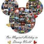 Wall Art Posters Prints Elegant Disney Photo Collage Mickey Mouse Wall Art Poster Print Fine Art Of Wall Art Posters Prints