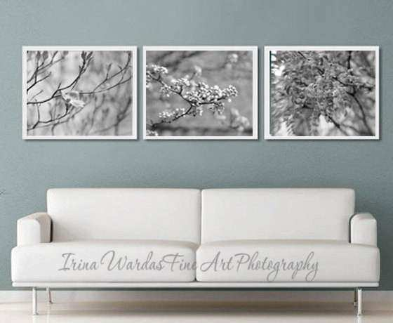 Black And White Wall Art Set Of 3