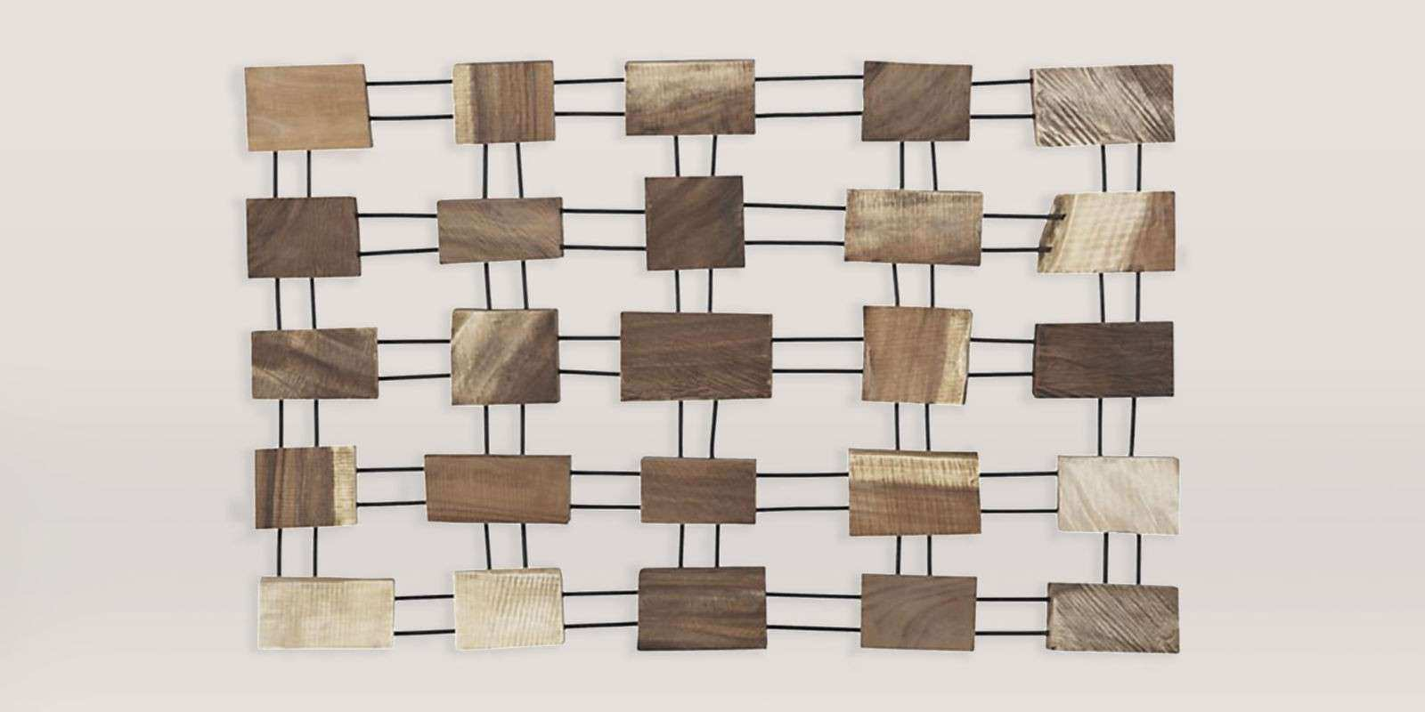12 Wood Wall Art Pieces in 2018 Reviews of Rustic Wood
