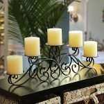 Luxury Wall Candles Decor