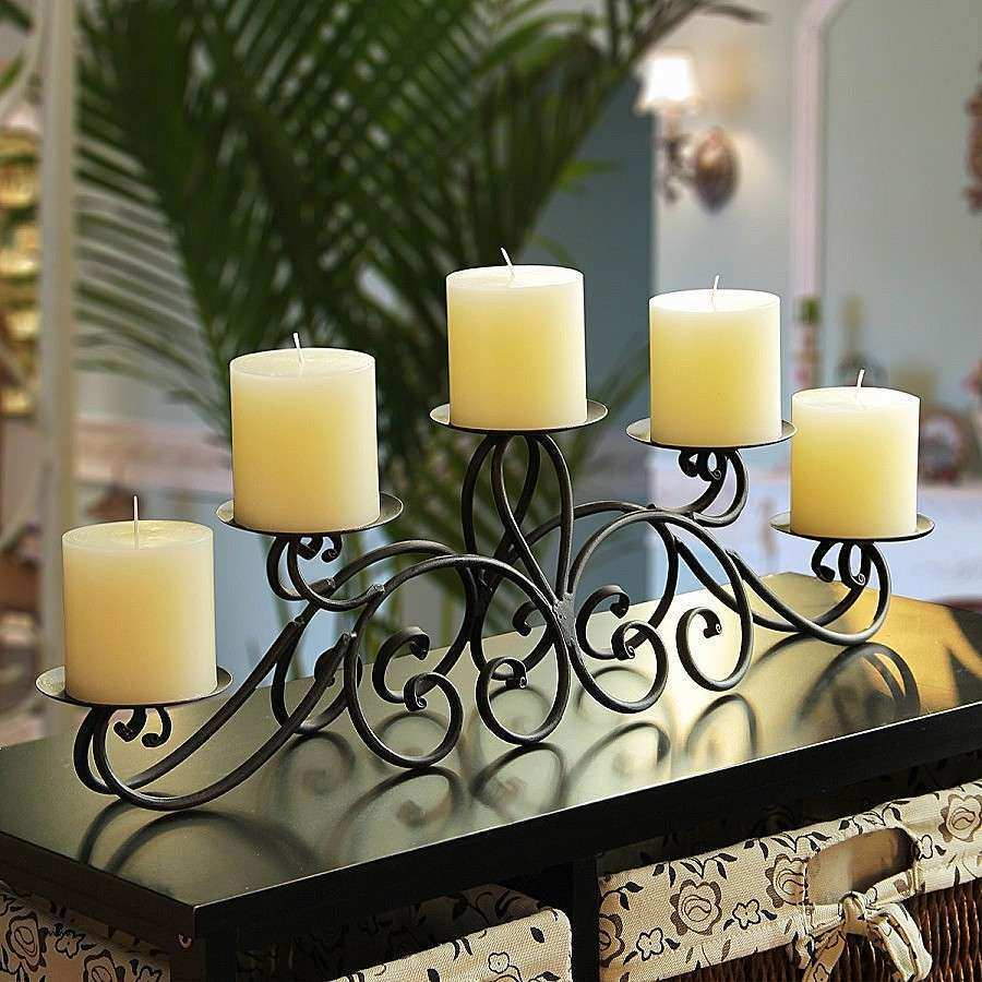 Wall Decor Unique Candle Holders For Wall Decor High