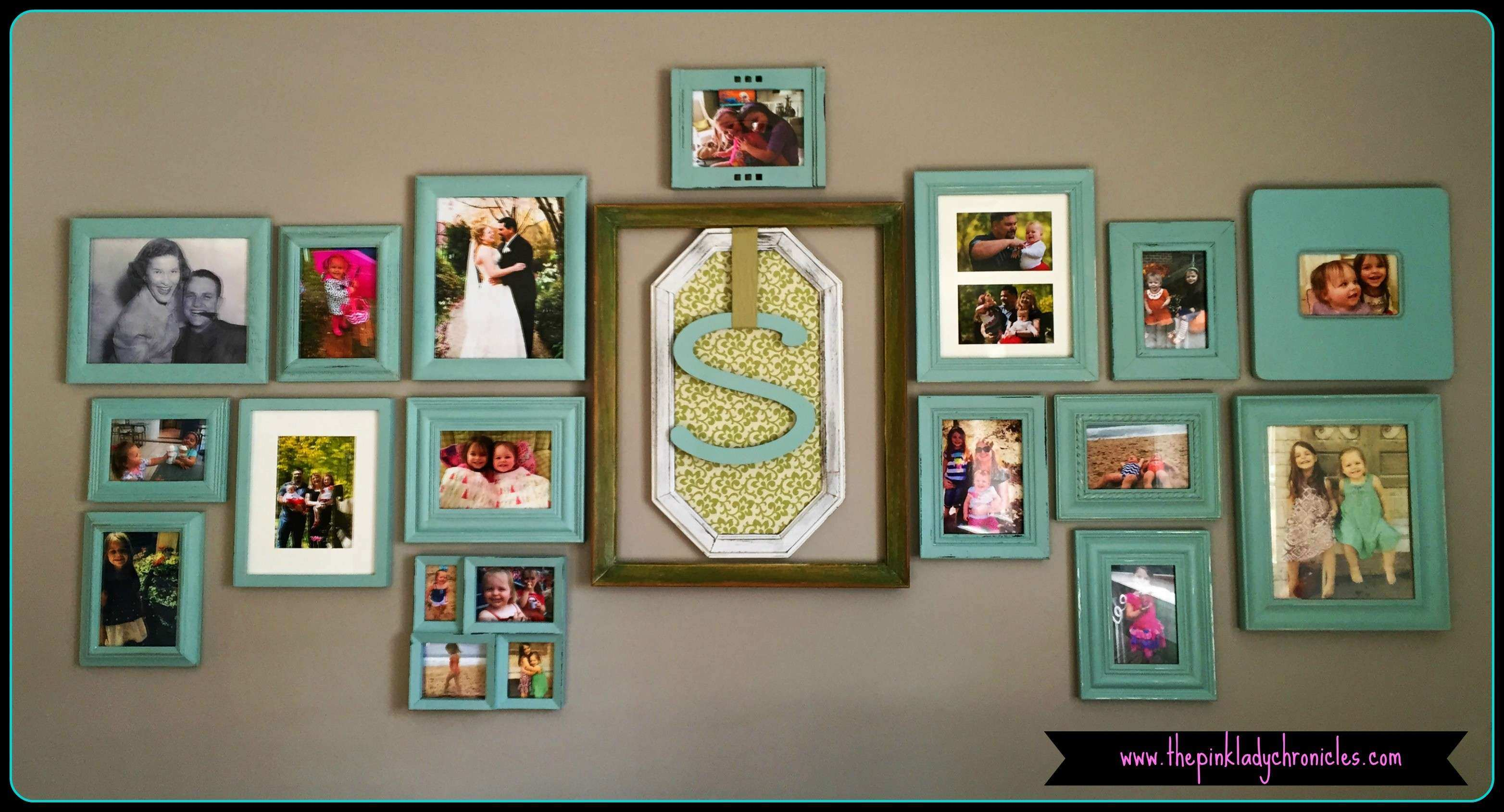 Wall Collage Picture Frames Ideas Awesome Collage Picture Frames ...