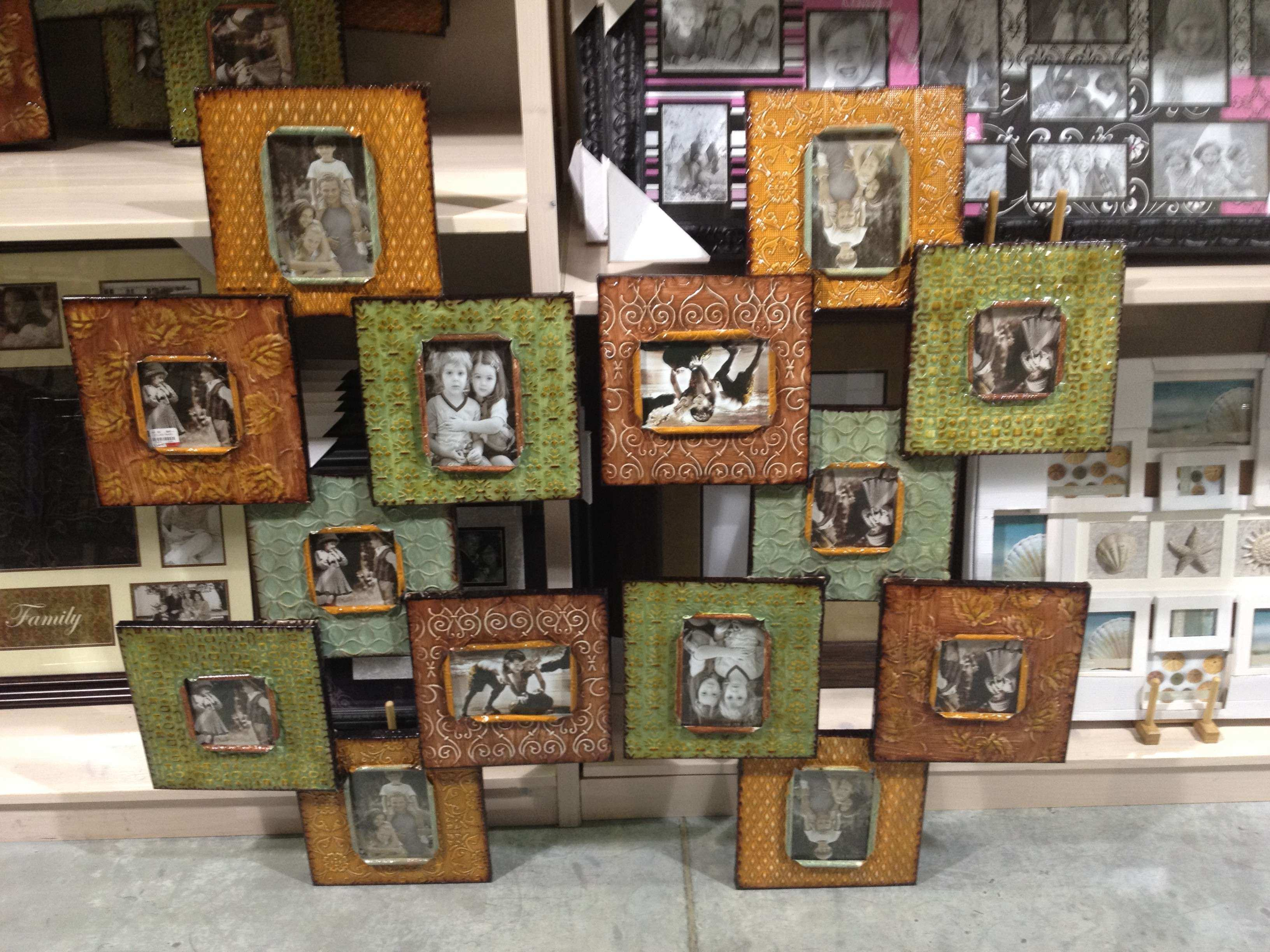 Decorating Creative Collage Picture Frames For Wall Decoration How