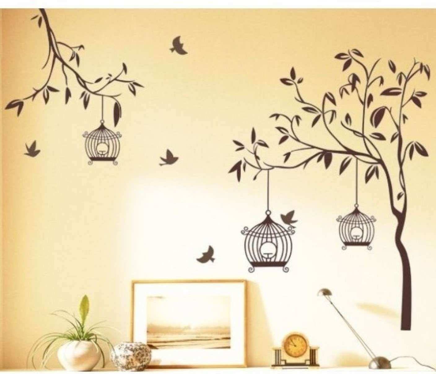 Wall Decor Decal Fresh Aquire Small Pvc Vinyl Sticker Price In India ...