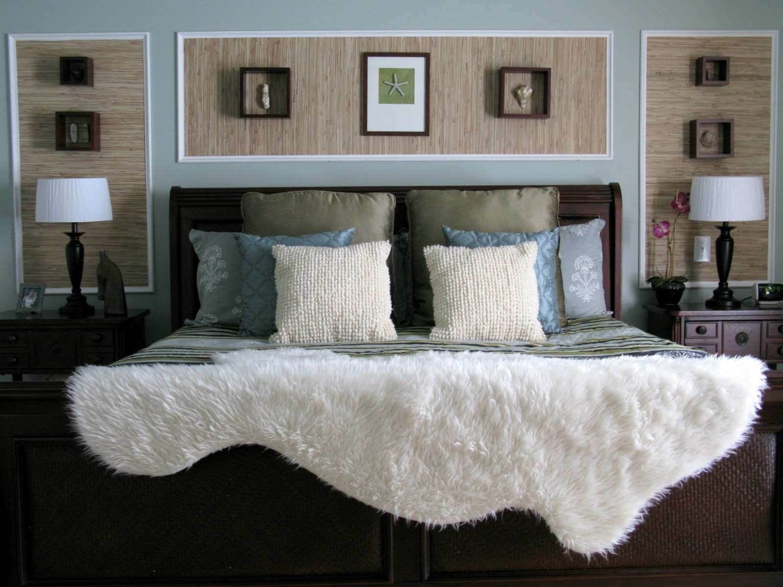 Master Bedroom Wall Art Decoration Plans — Andrews Living Arts