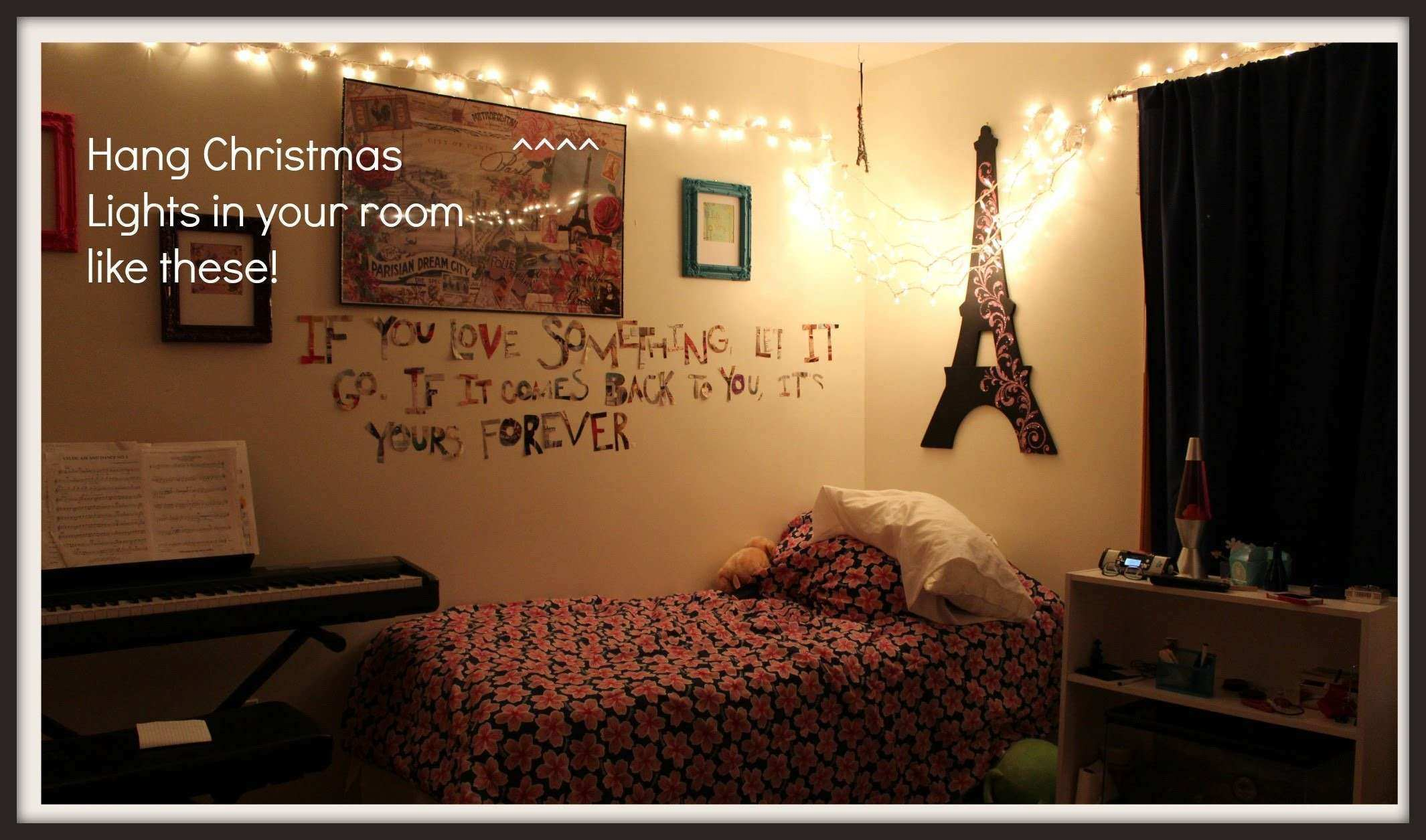 Ways To Decorate My Room For Christmas