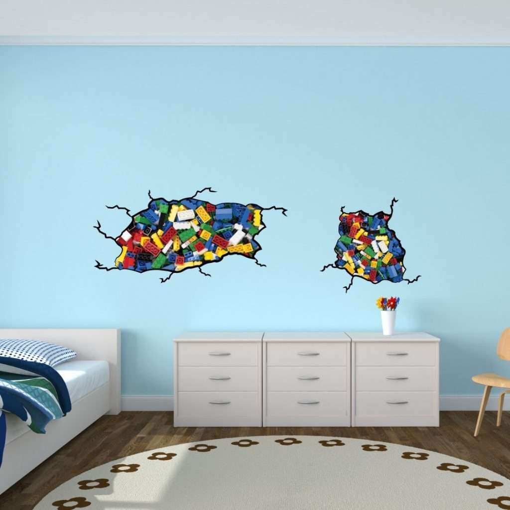 Wall Decor for Kids Room Fresh Kids Room Ideas 15 Lego Room Decor Style Motivation
