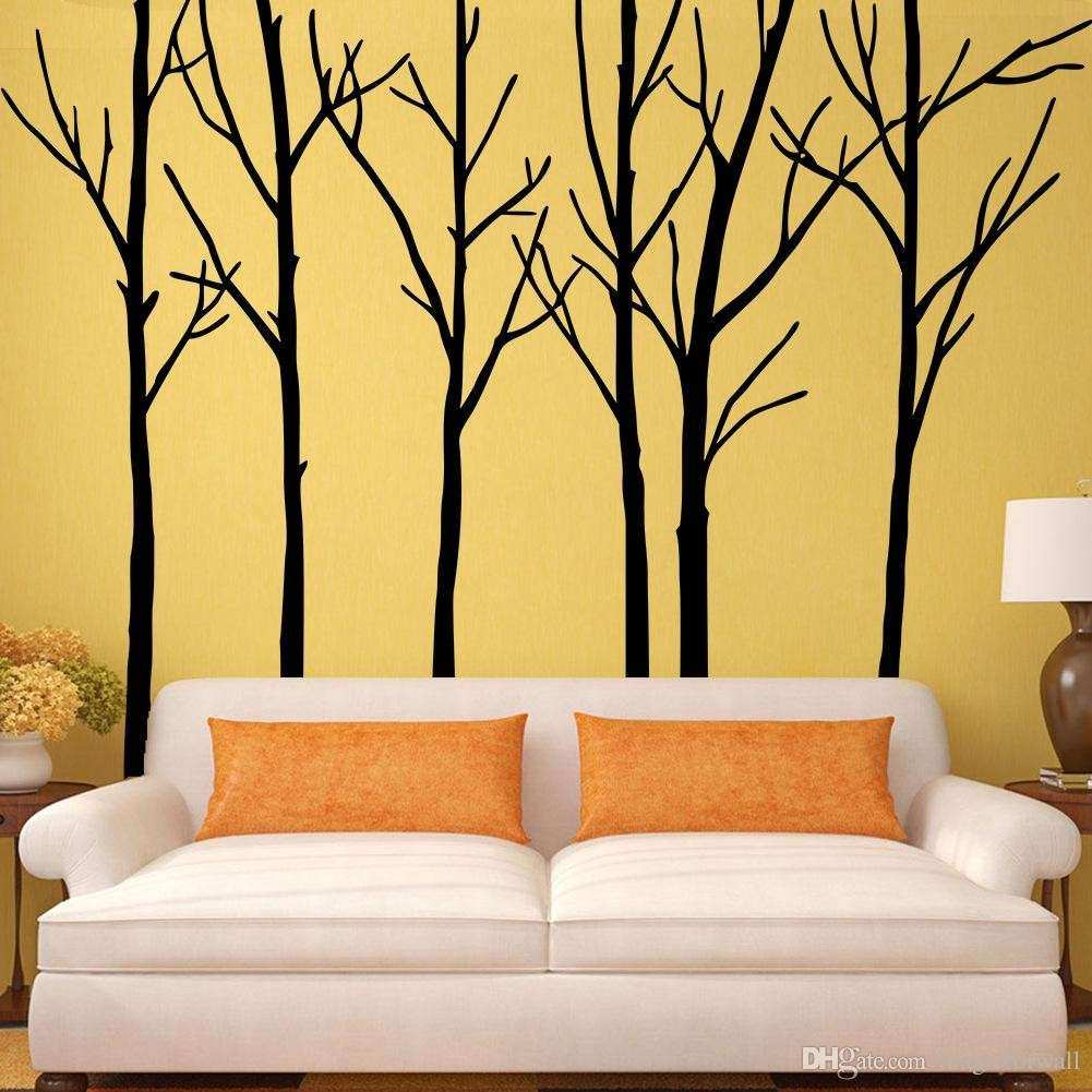 Wall Decor for Large Wall Inspirational Enchanting Big Wall Decals ...