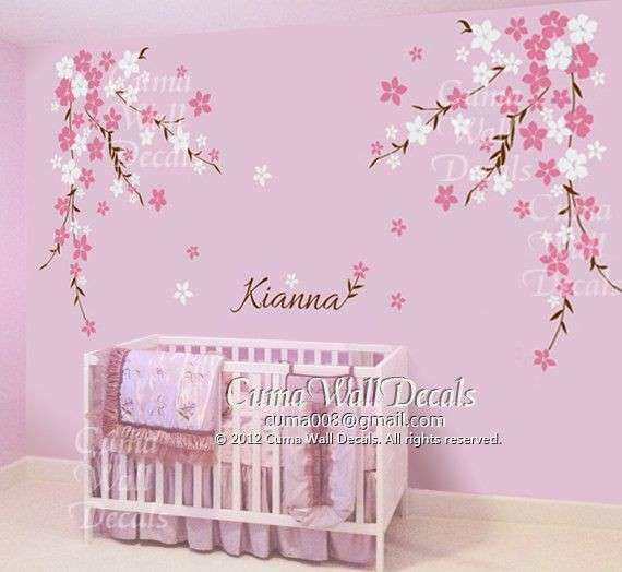 medium of decor baby diy art arts size nursery wall for girl
