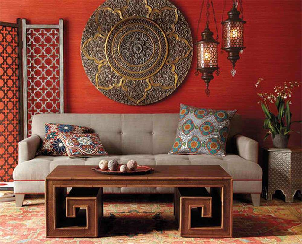 Oriental Asian Wall Decor for Interesting in Your Home