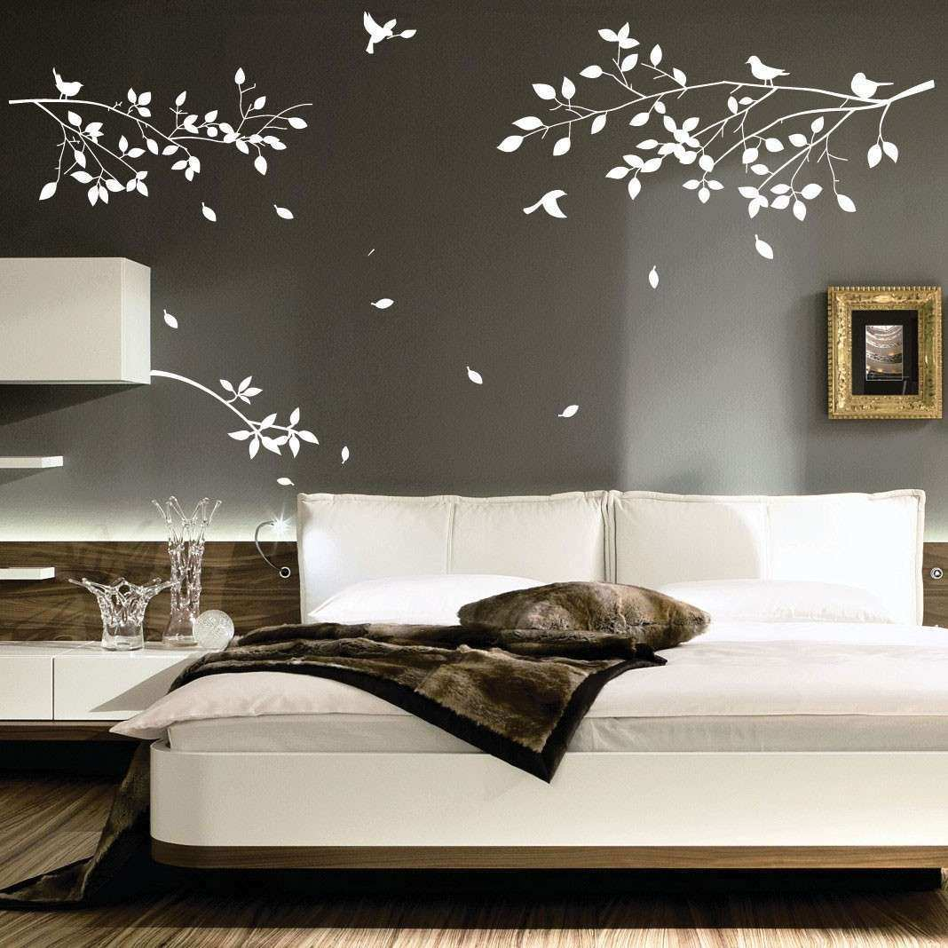 Wall Decor For Master Bedrooms Beautiful Things To Know About Bedroom Wall  Decals