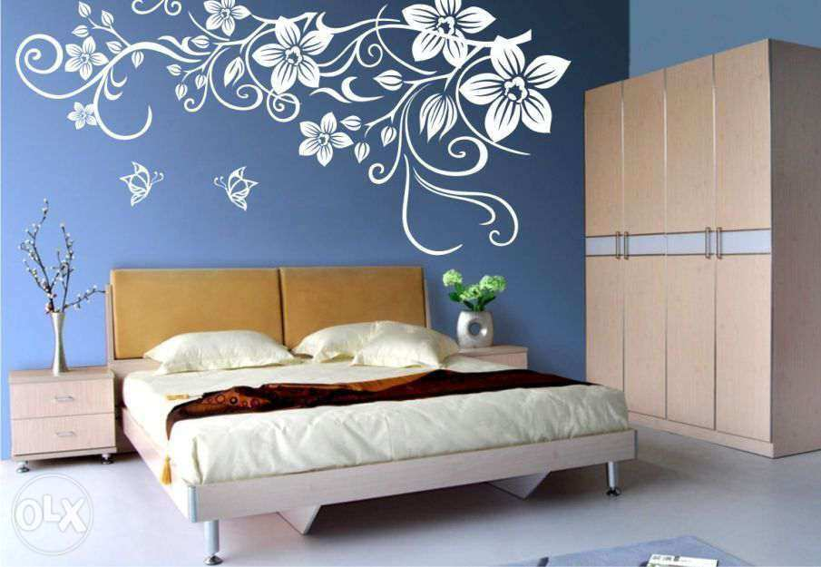Bedroom Wall Bedroom Colors With Brown Furniture
