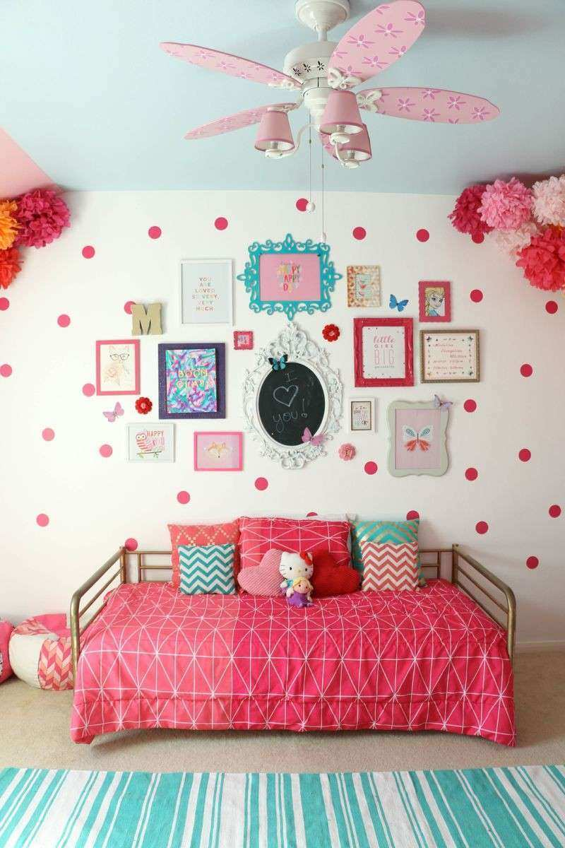 Wall Decor For Teenage Girls Bedrooms New Kids Room