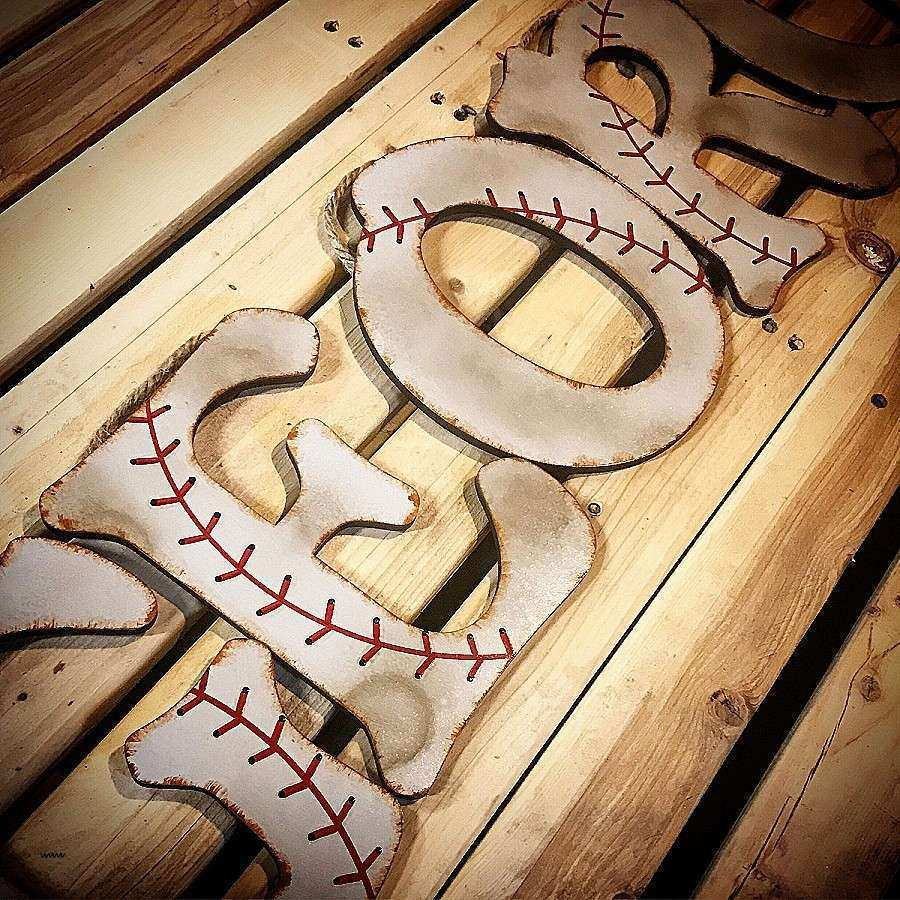 Vintage Letters For Wall Decor - Wall Decor Ideas