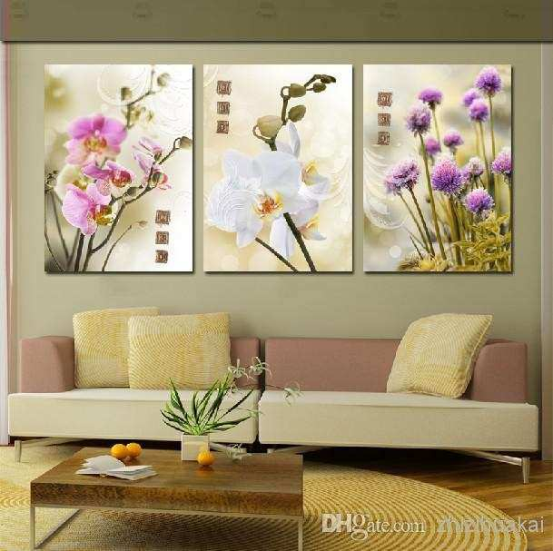Wall Art Set Home Decoration Modern Picture Abstract Oil