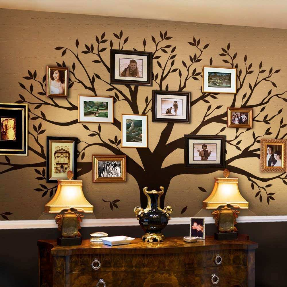 Wall Decor Stickers For Living Room Awesome Family Tree Wall Decal Tree  Wall Decal For Picture
