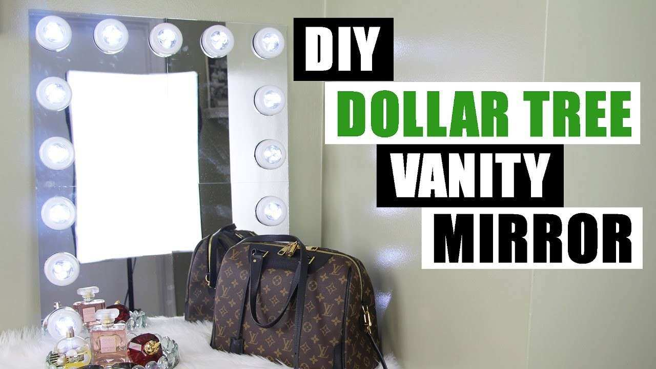 Wall Decor Store Inspirational Dollar Tree Diy Vanity Mirror Wall