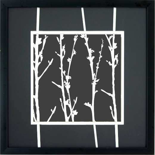 Wall Decor Target Beautiful White Branches A Wall Art 16x16\