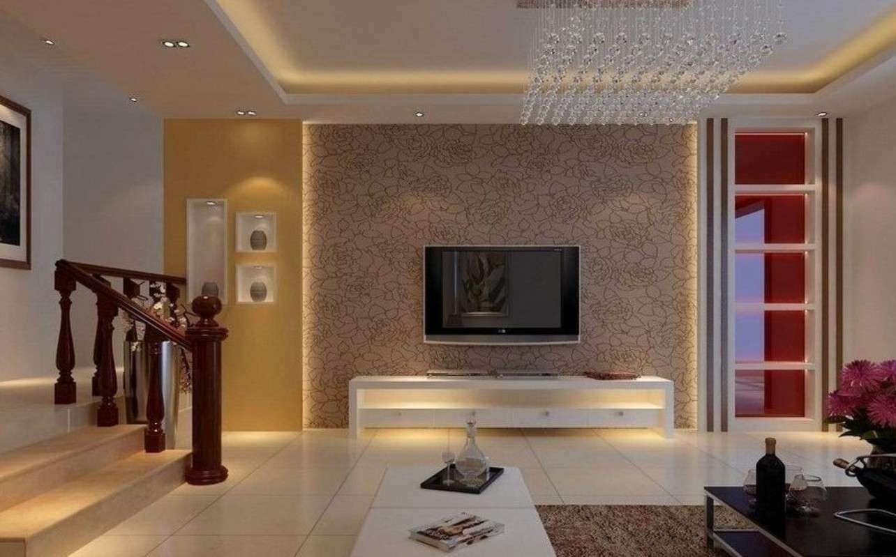 Wall Decorations for Living Room Ideas Luxury Wall Design by Living Room Interior Tv