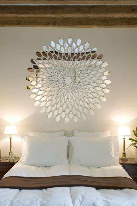 Reflective Wall Decals with Mirror like Finish