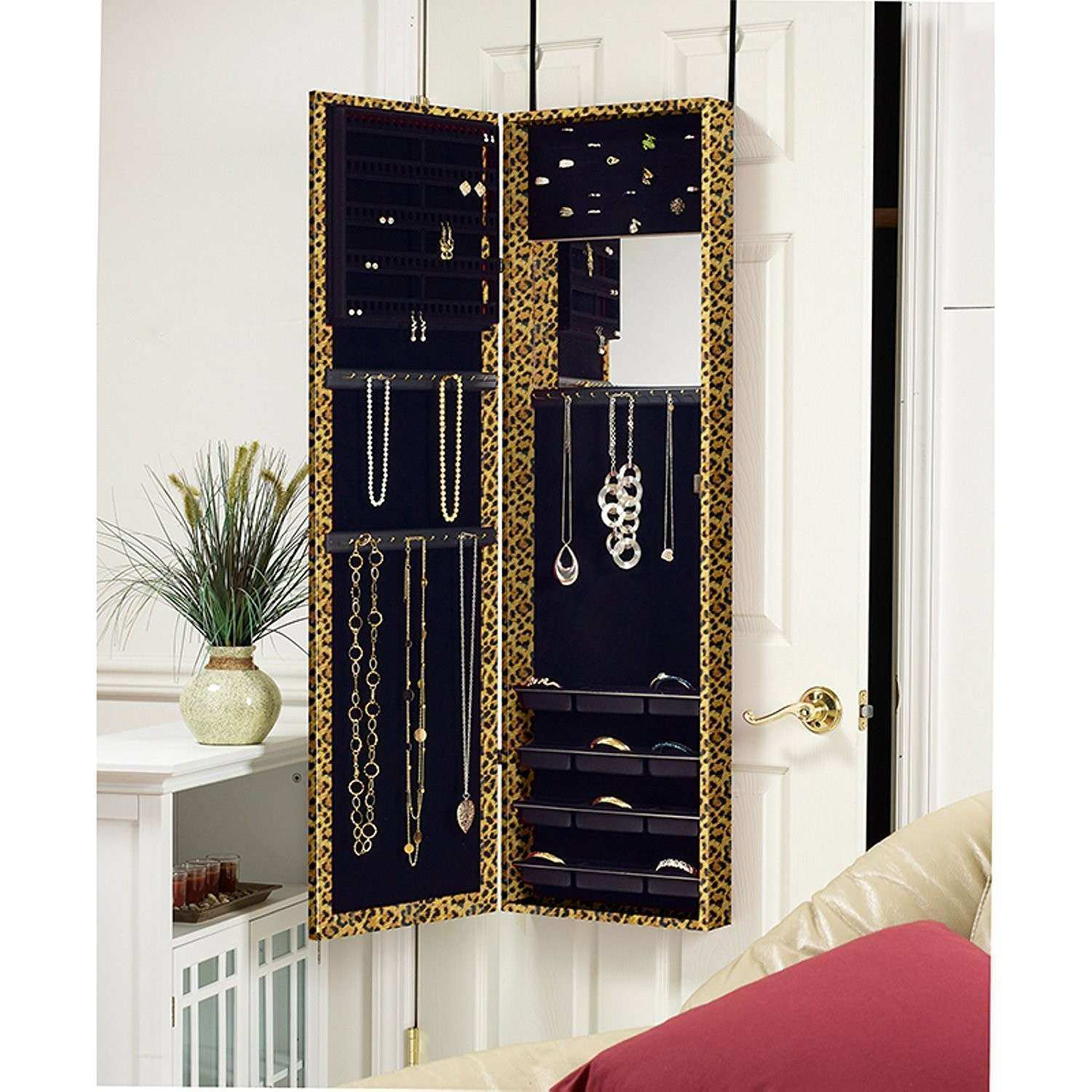 Wall Mount Jewelry Box Picture Frame Best Of Amazon Mirrotek Jewelry ...