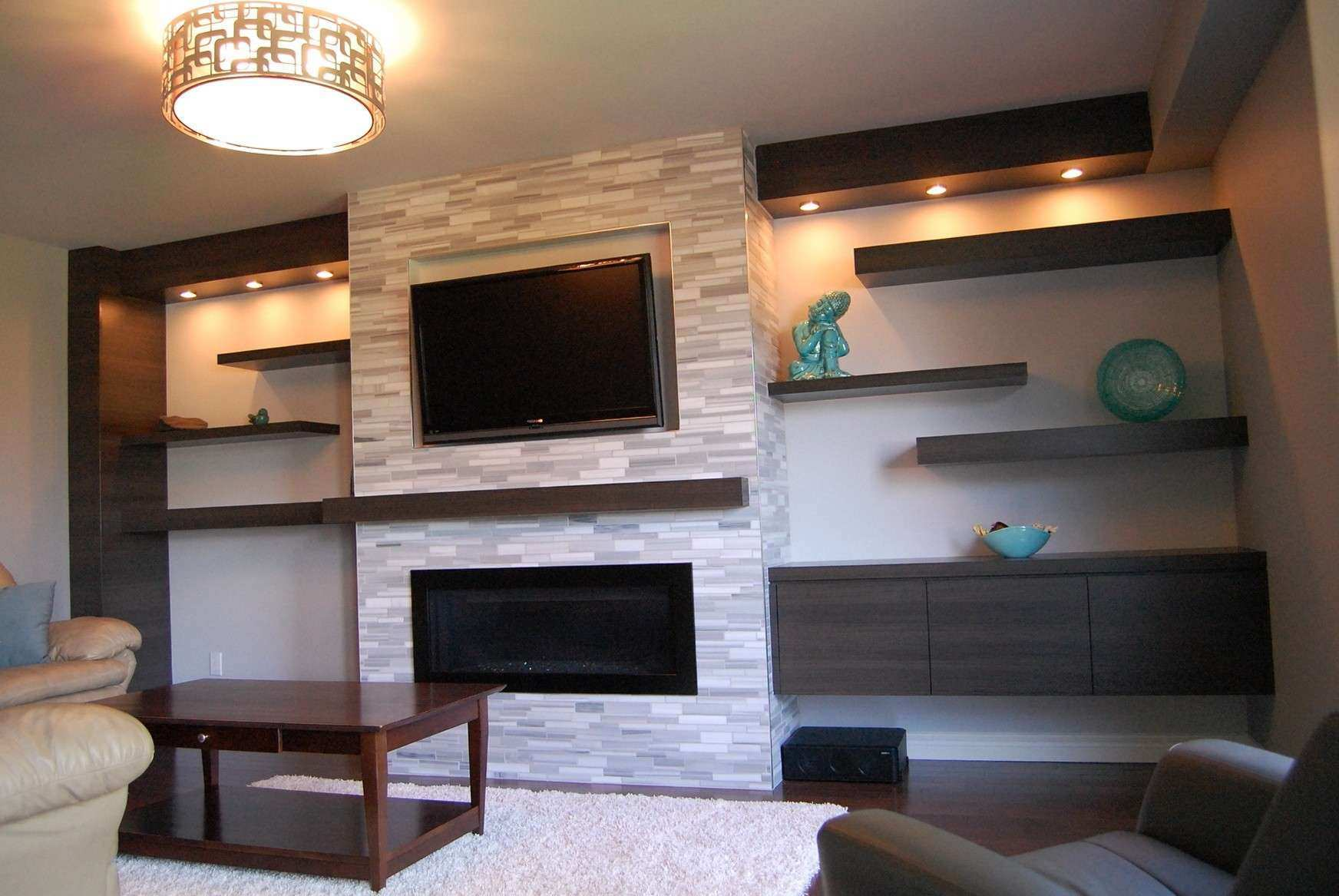 fireplace photo accent inspirations featured wall complements accents painting for of decors