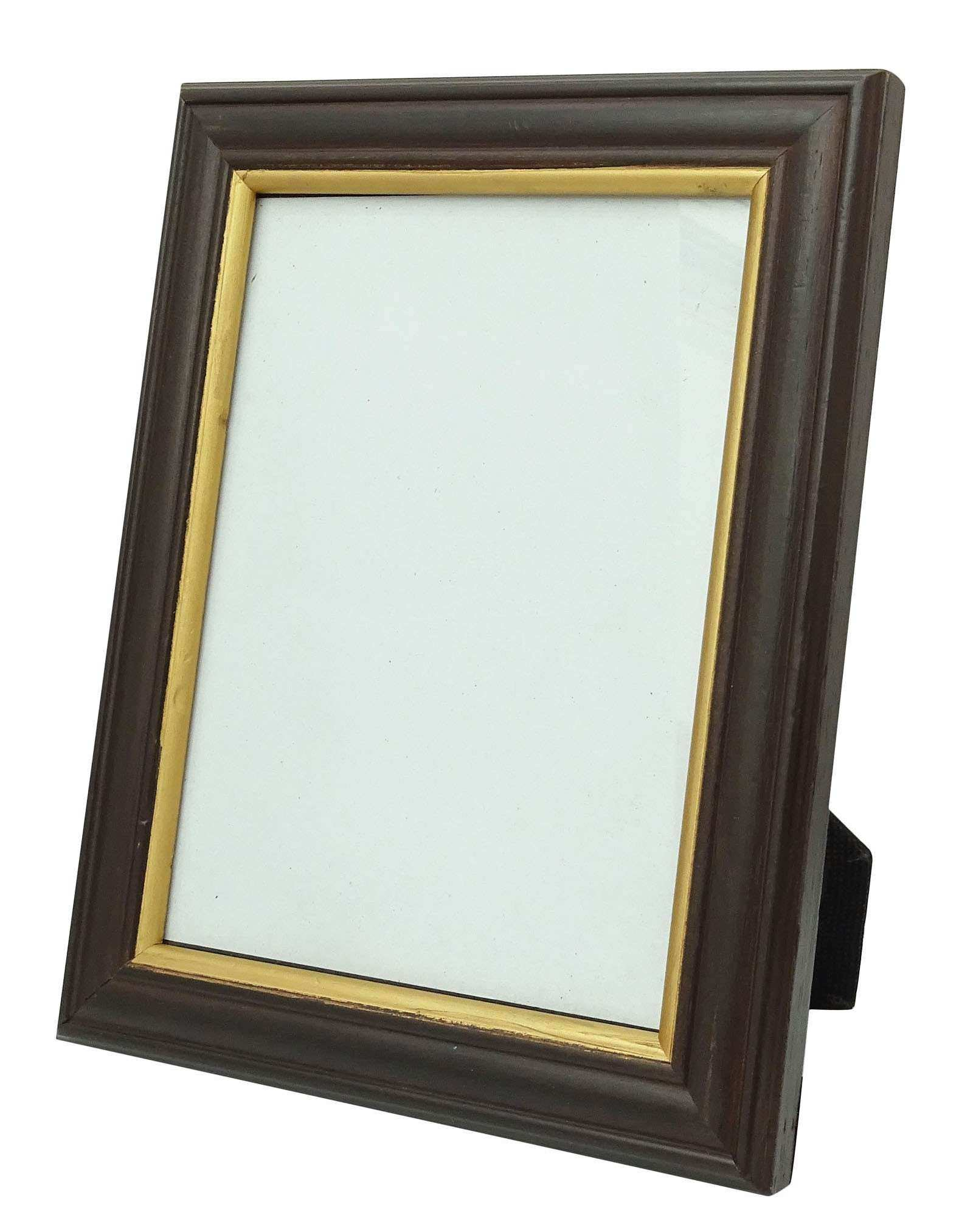 Wall Mounted Picture Frames Unique Smooth Finish Wooden Picture Decorative Hanging