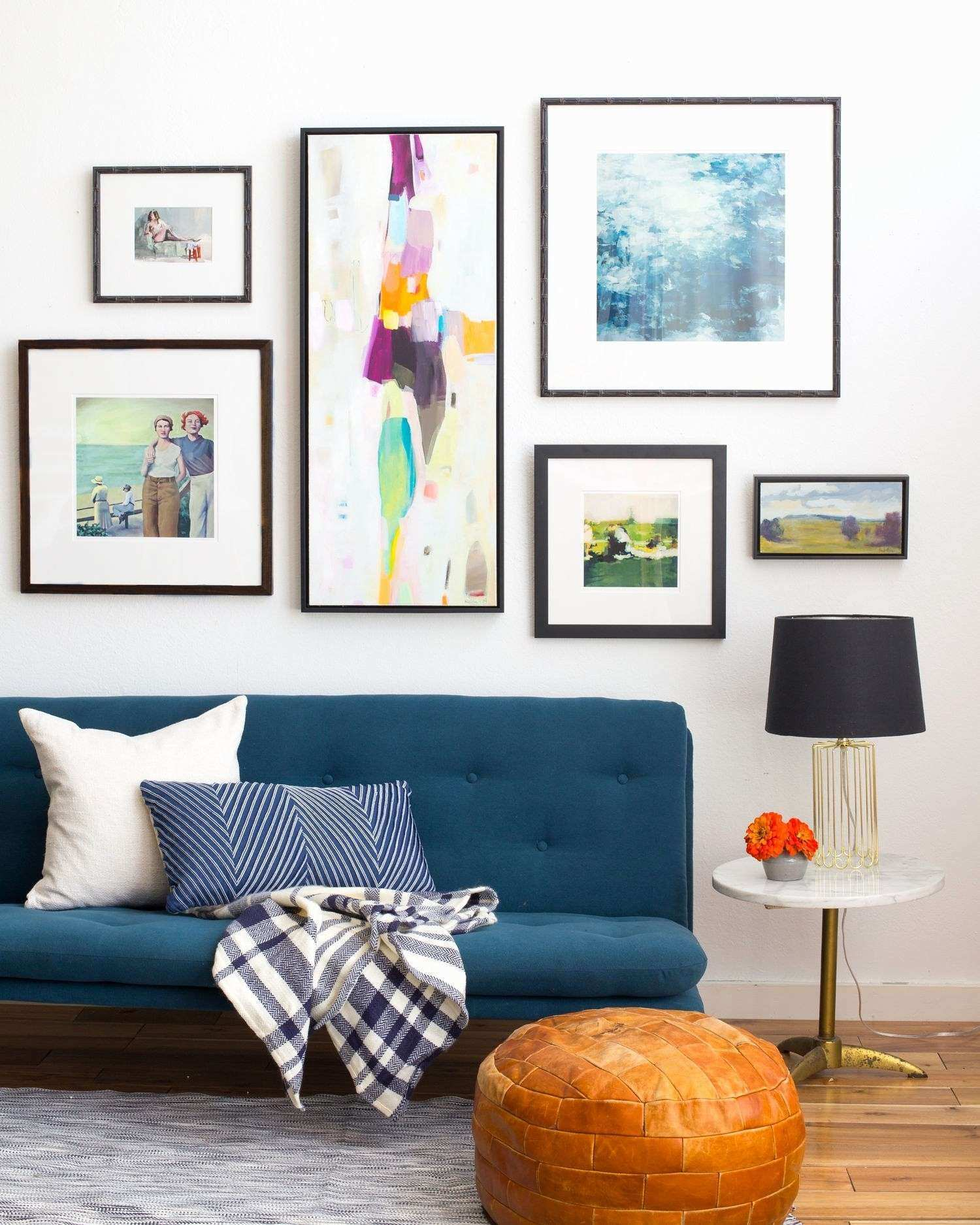 Wall Collage Ideas Living Room Unique Wall Collage Template