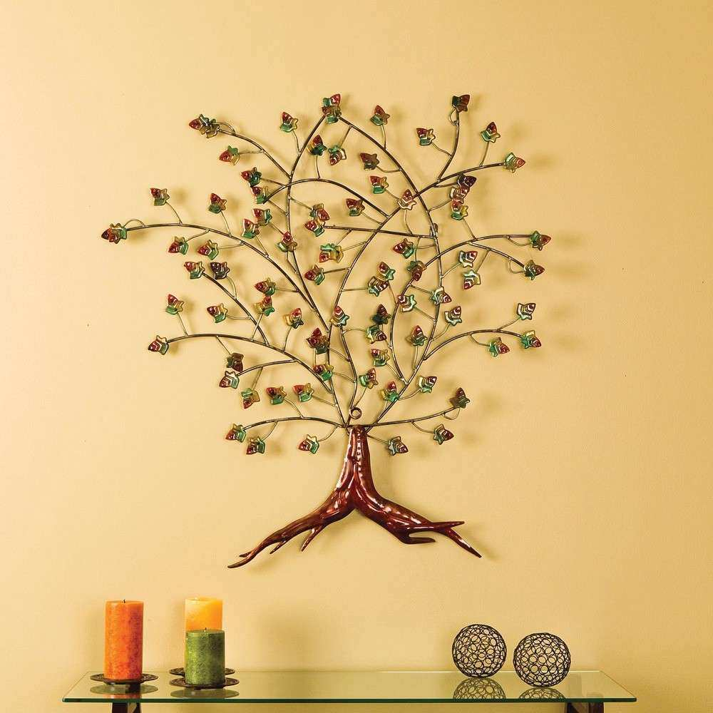 Fine Simple Wall Decoration Ideas Sketch - Wall Art Collections ...