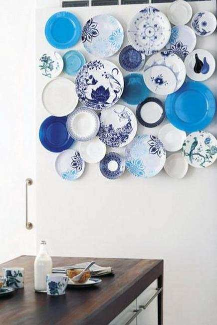 Wall Plate Decor Best Of 21 Modern Ideas Using Decorative Plates