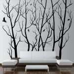 Wall Stickers Decor Inspirational Trees On Wall On Pinterest Of Wall Stickers Decor