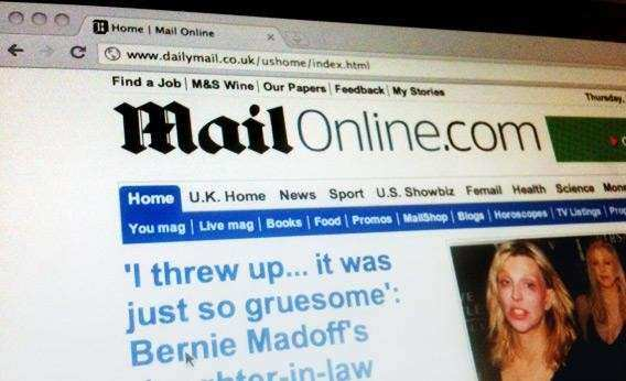 Daily Mail New York Times How the British tabloid became