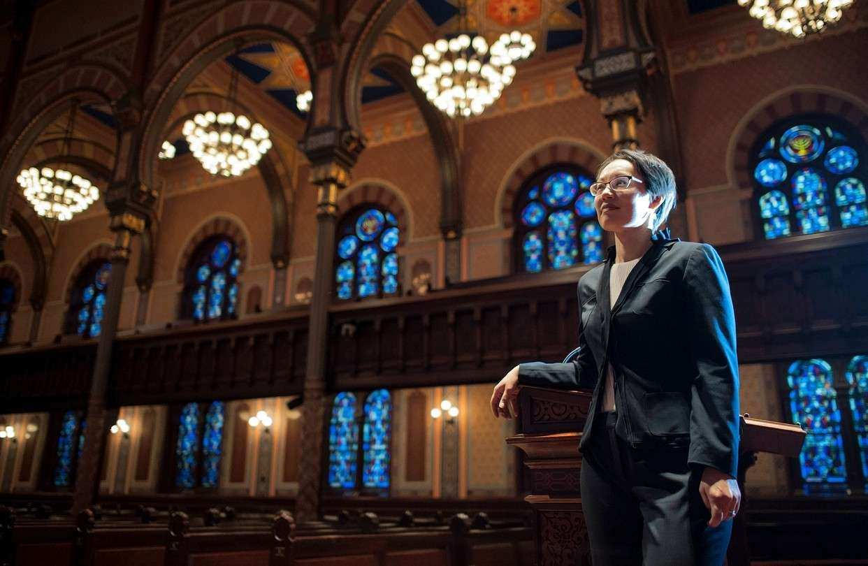 New Rabbi at Manhattan s Central Synagogue a Pioneer WSJ