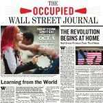 Wall Street Journal Print Unique In Print The Occupied Wall Street Journal Of Wall Street Journal Print