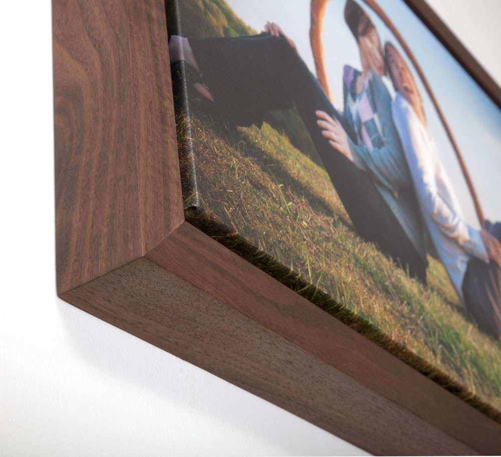Redipix for gallery wraps and box mounted display prints