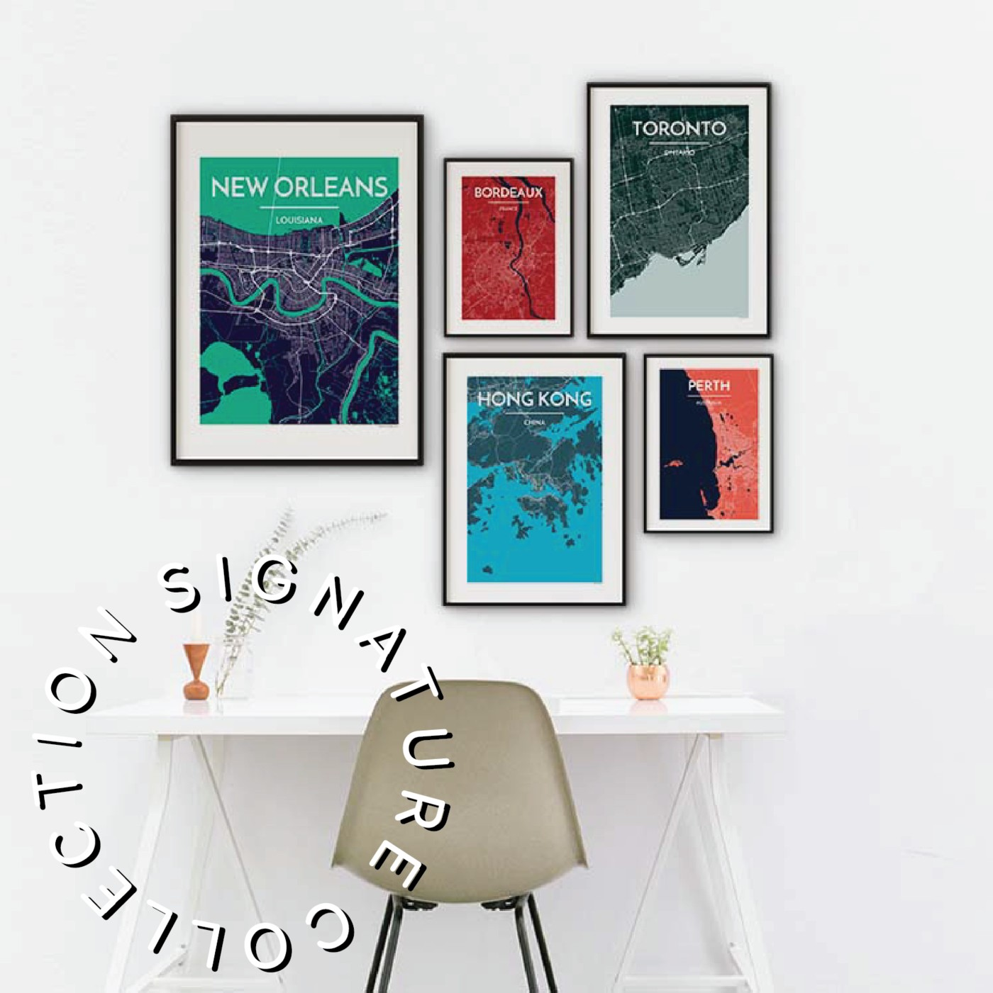 Where to Print Wall Art Inspirational Point Two Design