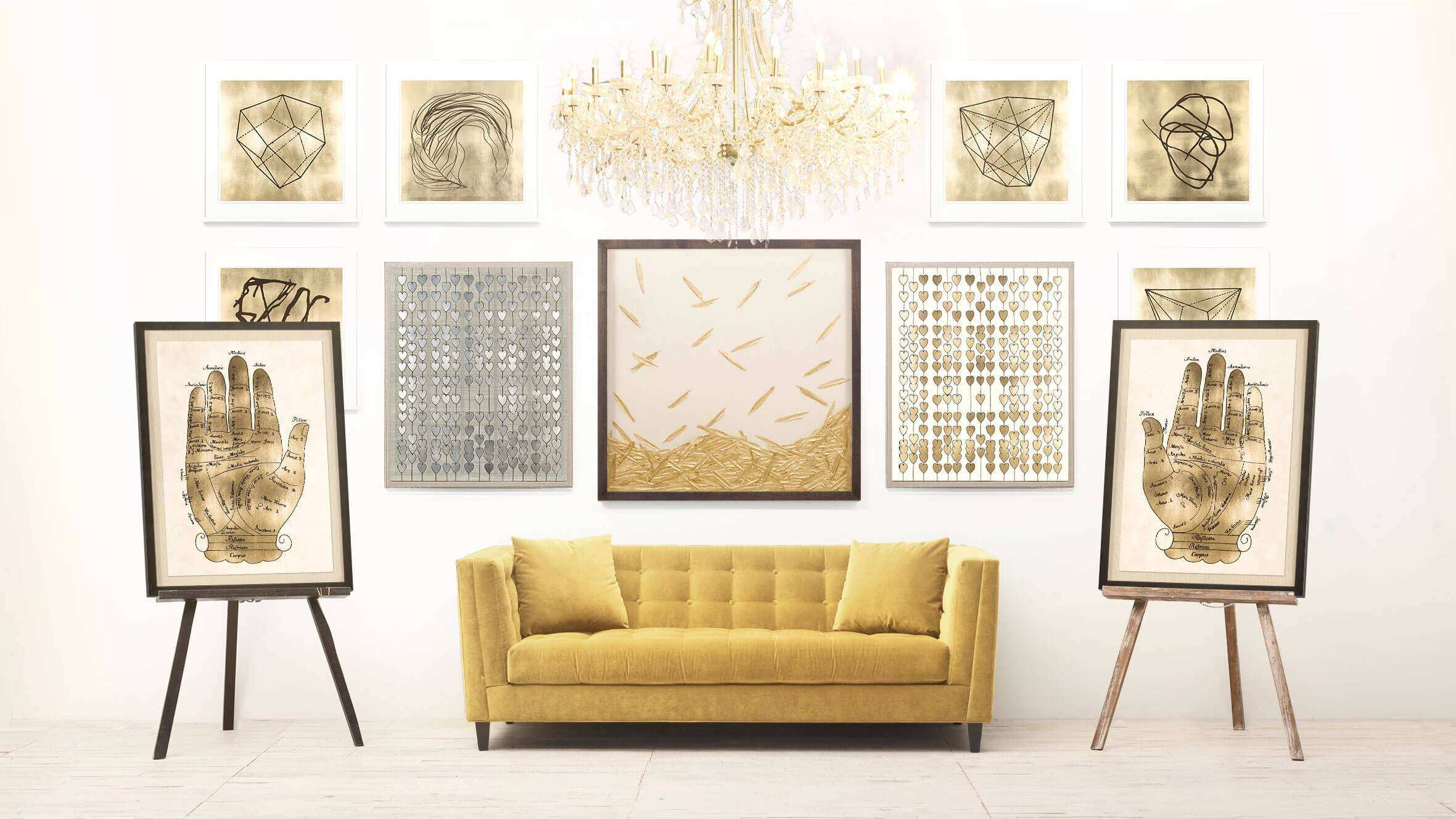 Wall Art Designs Gold Wall Art Picture Sample Gold Leaf