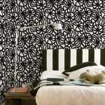White Wall Decor for Bedroom Best Of Black and White Bedroom Wallpaper Design Ideas