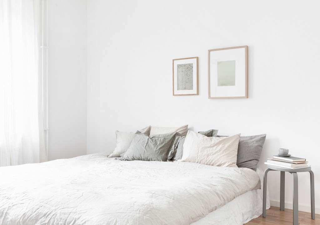 White Wall Decor for Bedroom Lovely Decordots Calm and Simple Bedroom In soft Neutral Hues