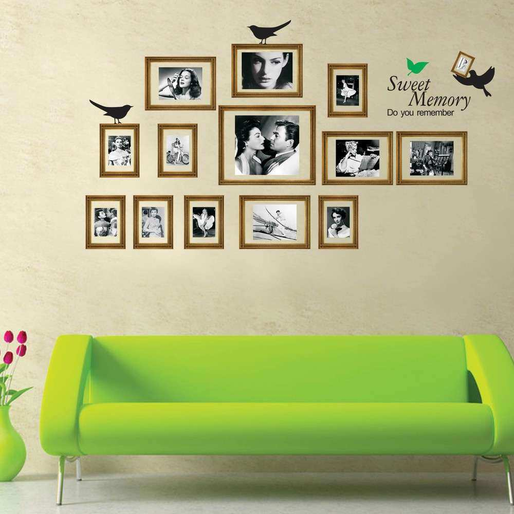 Free shipping removable vinyl wall art decals decor home