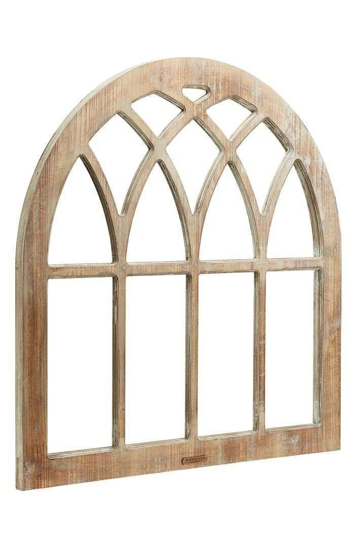 Magnolia Home Window Frame Wall Decor
