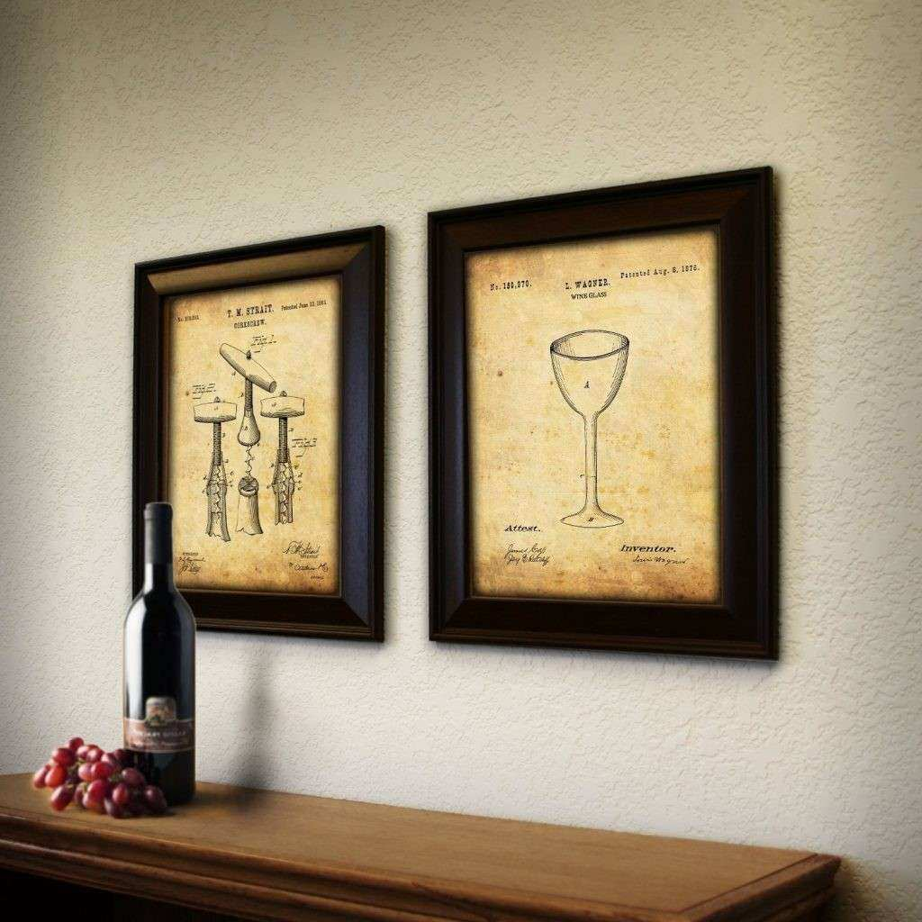 Beautiful Wine Wall Decor Collection - Art & Wall Decor - hecatalog.info