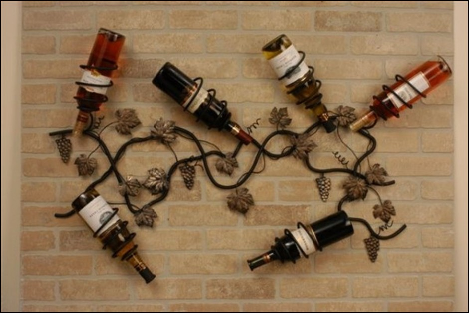 Wine Wall Decor Best Of How to Choose A Wine Rack for A Small Space ...