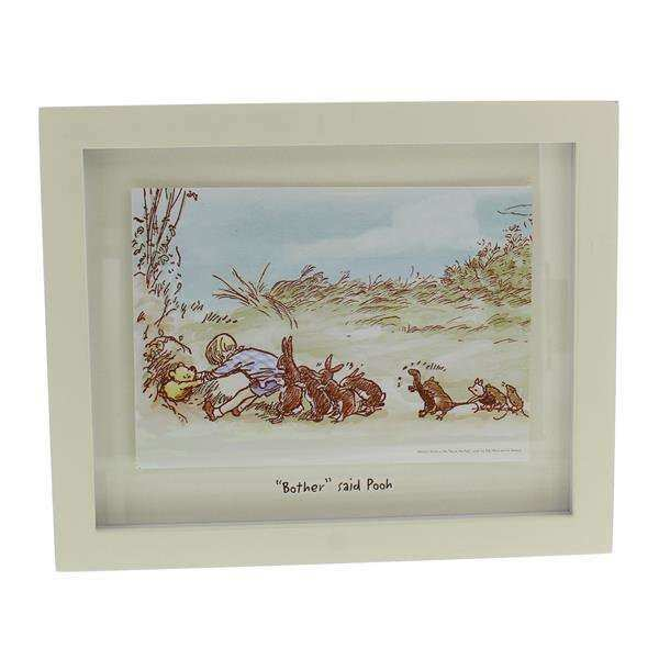 Disney Classic Pooh Heritage Wall Art Bother